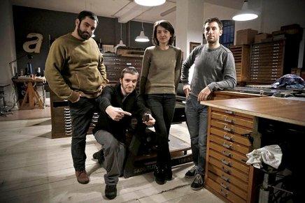 Anonima Impressori. Studio grafico, stamperia artigianale, archivio tipografico