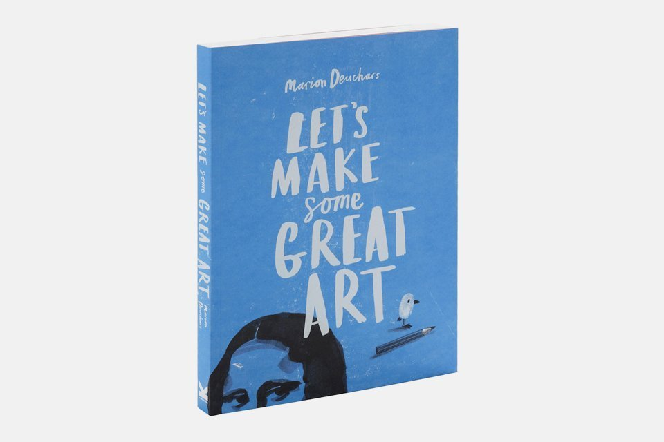 Let's make some great art, Marion Deuchars