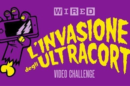 L'invasione degli Ultracorti!, Open Call di Wired