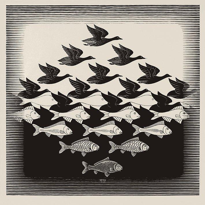 Escher, al Chiostro del Bramante (Roma) fino al 22 febbraio 2015
