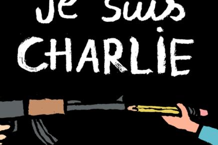 """Gli illustratori per """"Charlie Hebdo"""""""