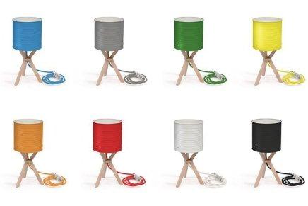 Margherita, la lampada sostenibile di Izmade