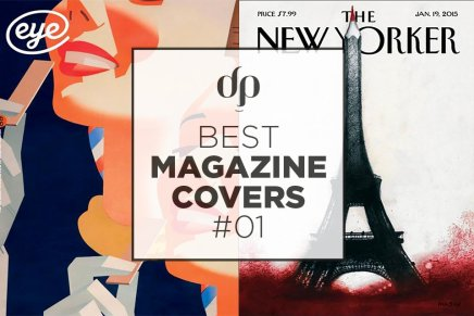 Best Magazine Covers. #01 Gennaio 2015