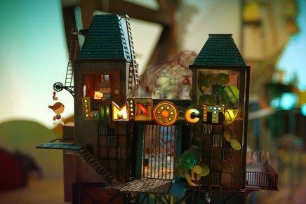 """Lumino City. Il videogioco """"handmade"""""""