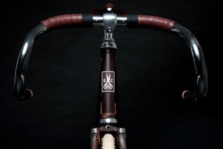 Sartoria Cicli. Biciclette «su misura emotiva»