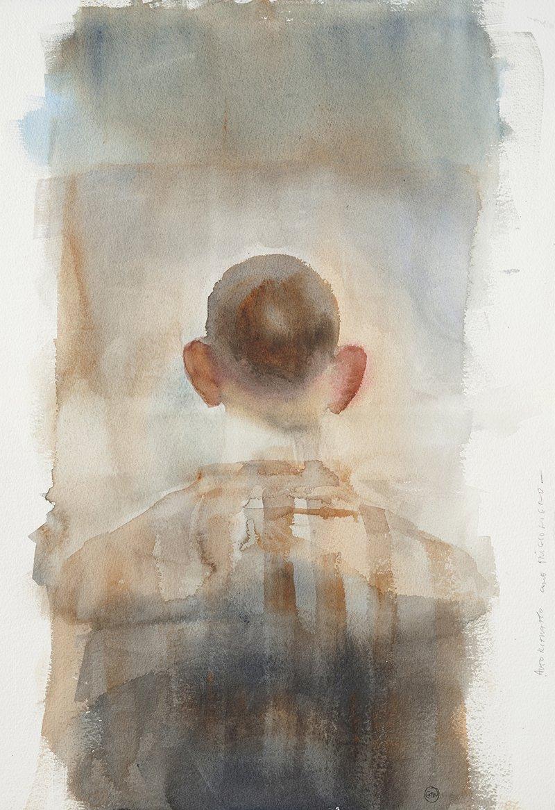 Autoritratto come prigioniero © Gipi