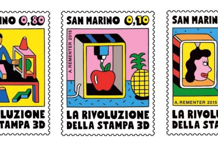 """Il francobollo del futuro: una """"finestra sulle meraviglie cangianti del mondo"""""""
