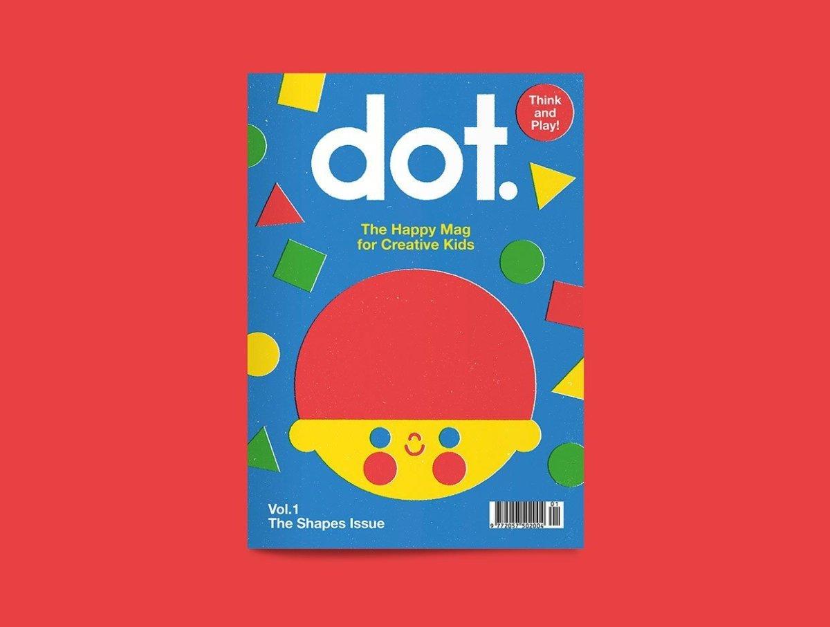 """DOT. Il magazine """"felice"""" per bambini in età prescolare"""