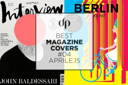 Best Magazine Covers.  #04 Aprile 2015