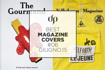 Best Magazine Covers.  #06 Giugno 2015
