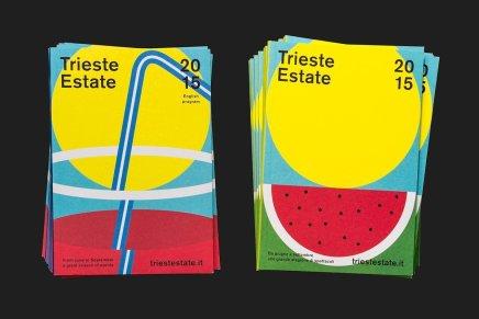 Trieste Estate. Nuova immagine by Studio Mut