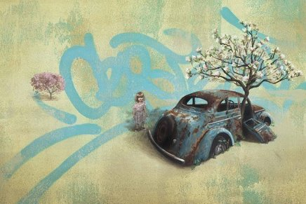 "Memorie Urbane #9. Apolo Torres con ""Emergere"" alla Temporary Gallery di Arce"
