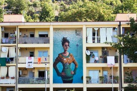 Intervista allo street artist Apolo Torres