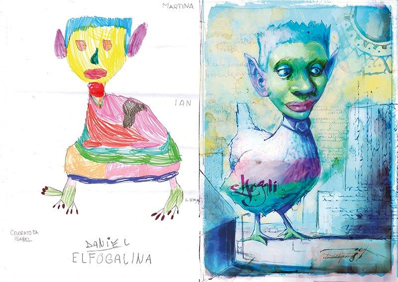 Sex,el nino de las pinturas (Spagna) - Elfogalina