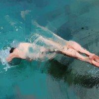 Pedro Covo: Swimmers