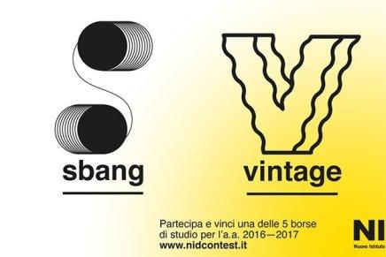 Borse di Studio Nid Contest 2016
