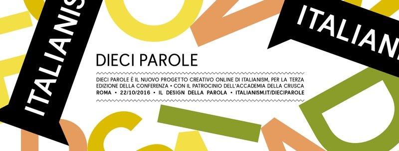 italianism-_dieciparole