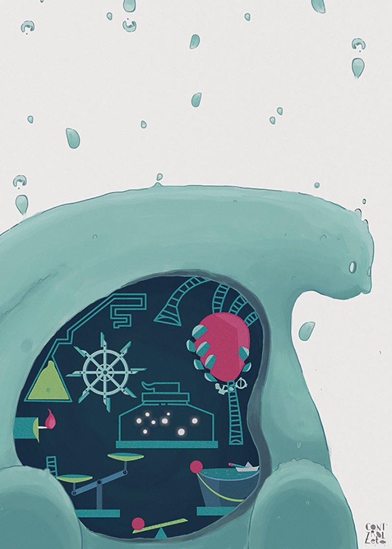 """Controlzeta Lab, """"Memoria"""""""