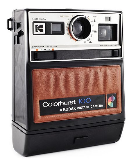1978 - Colorburst 100 Instant film camera by Kodak