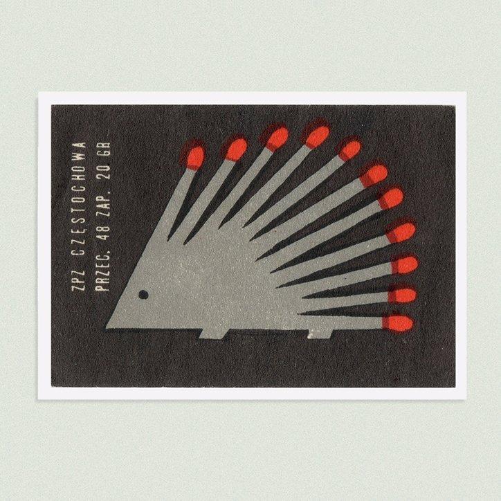 """""""Matchbloc"""", l'archivio grafico delle vecchie scatole di fiammiferi dell'Est Europa"""