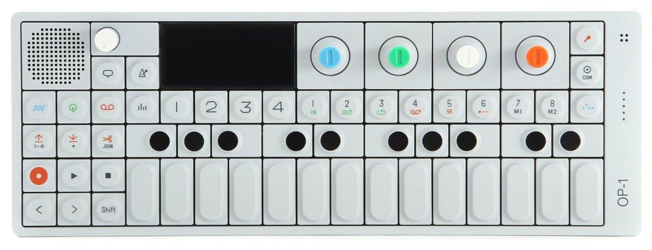 2011 - OP-1 Digital synthesizer by Teenage Engineering