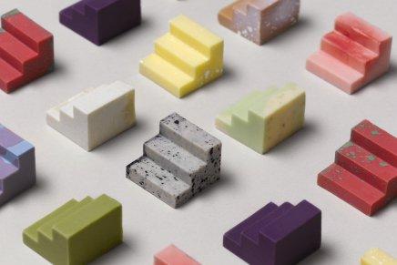 """""""Complements"""", i cioccolatini ottenuti con la stampa 3D"""