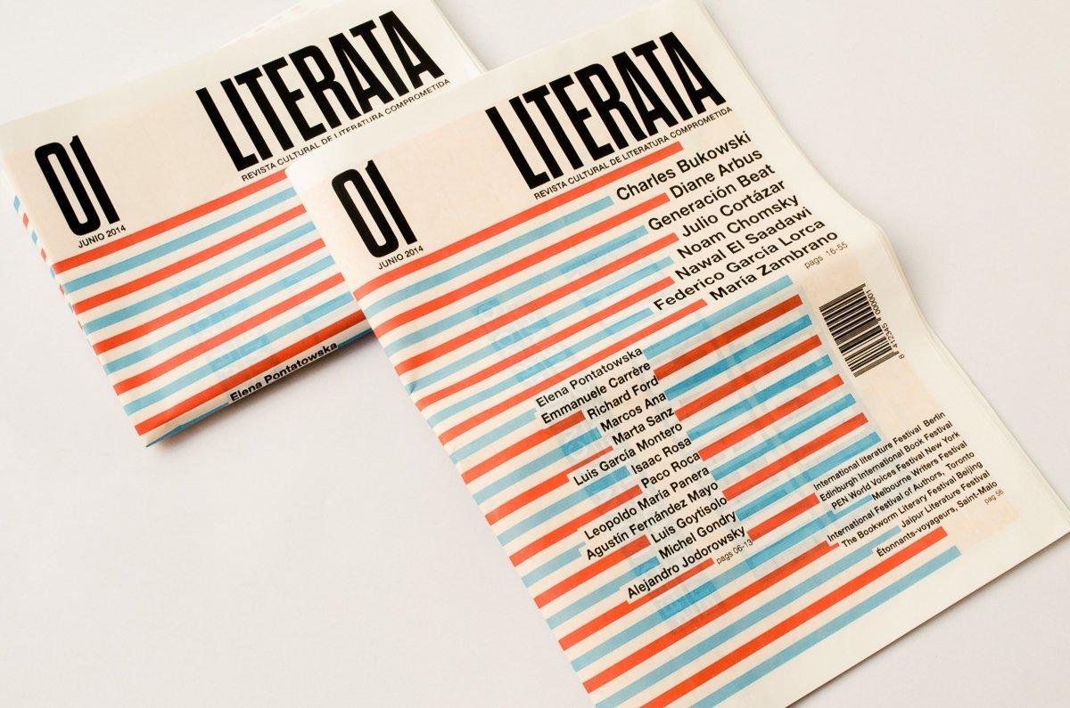 """""""Literata"""". Rivista (spagnola) di letteratura"""