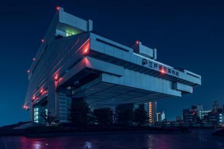 """""""Nihon Noir"""". La Tokyo inaspettata di Tom Blachford"""