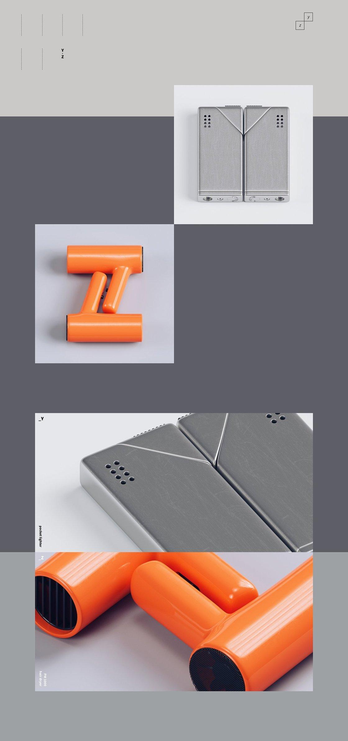 L'alfabeto che nasce dal design di Dieter Rams per Braun