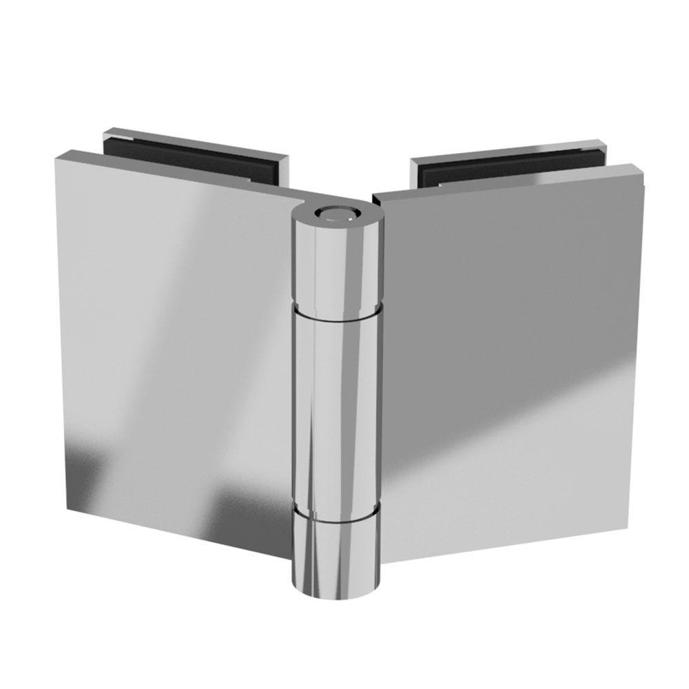 charniere pour porte de douche verre verre 135 ouverture simple action exterieure
