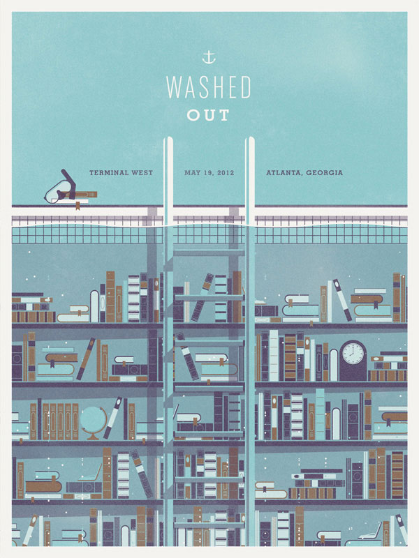 A Showcase of Creative Gig Posters 4