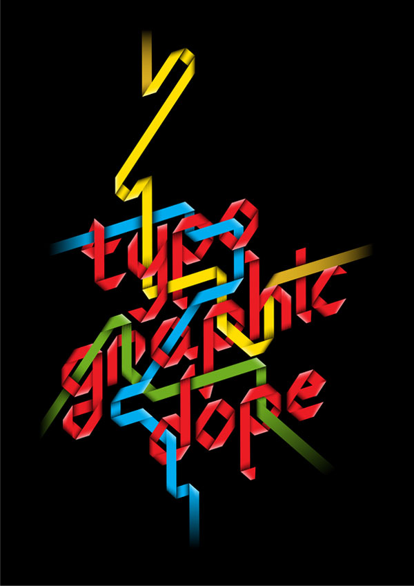 Typo-graphic Dope Italian Design Inspiration