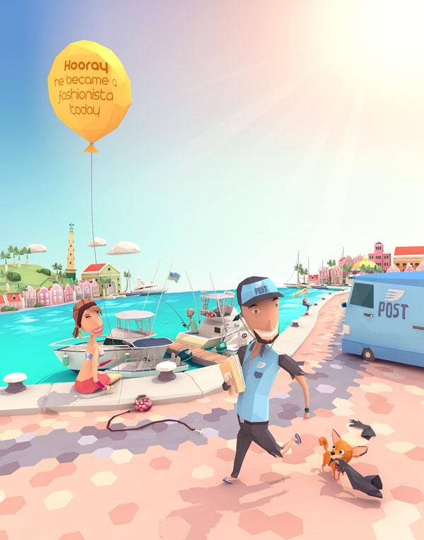 Aruba - One Happy Island 1 Netherlands Design Inspiration