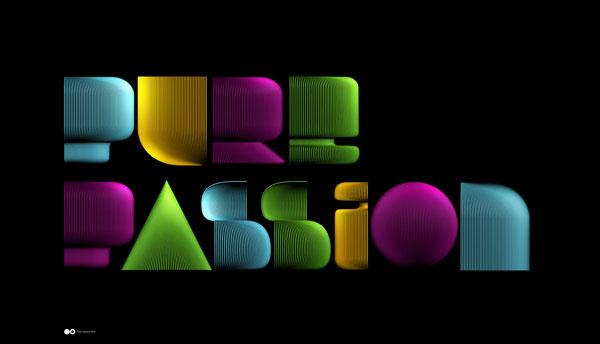 Illustrated typography 5 3 Netherlands Design Inspiration