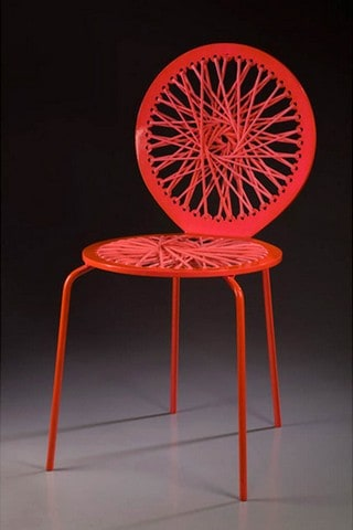 Cool Colorful Chair Design