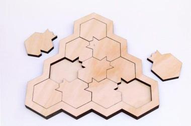 game puzzle vector cdr file for free