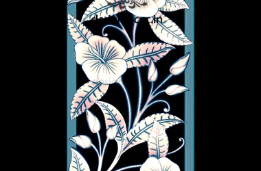 Flower Panels Artcam 3D Design free