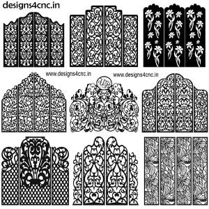 jali gate design