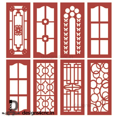 laser cutting vector line art file free