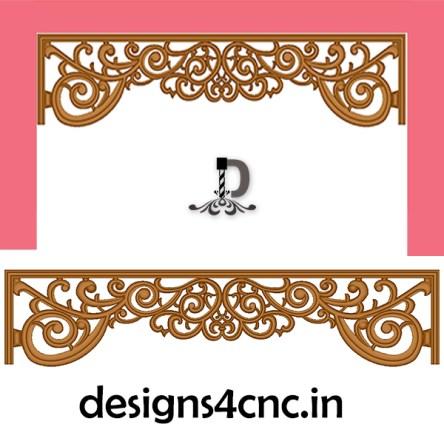 arch window design artcam rlf for free
