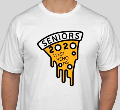 senior class pizza senior t shirt designs