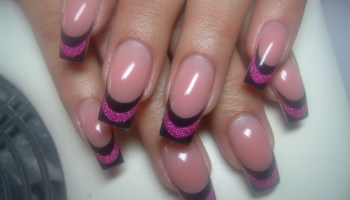 Make newspaper print nail art designs perfectly 9 easy steps nail designs top 10 easy pretty designs for short and long nails prinsesfo Image collections