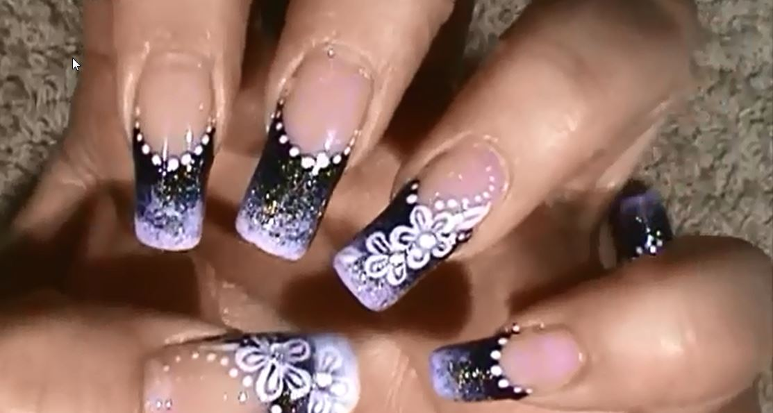 Ombre Nails Art At Home (EASIEST AND PRETTY)