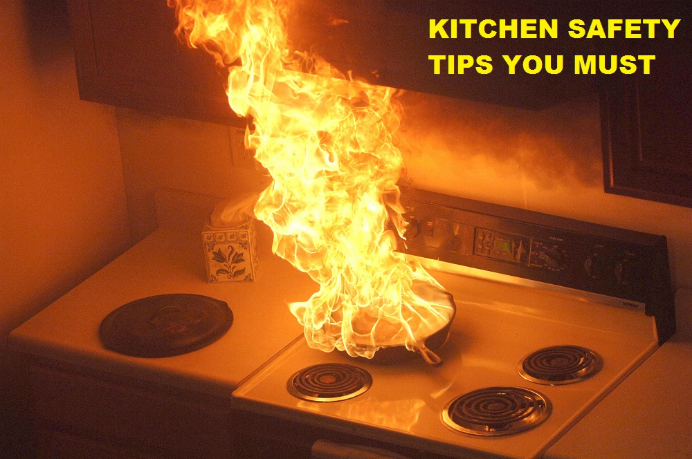 Top 10 Kitchen Safety Tips For Your Safety - Designs Authority