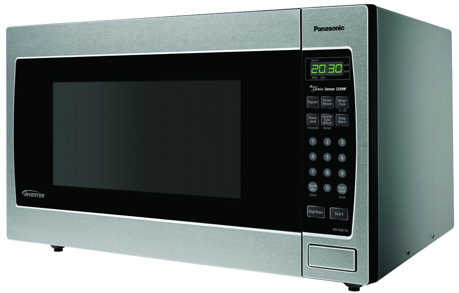 Revealed Best Stainless Steel Microwave Oven Designs