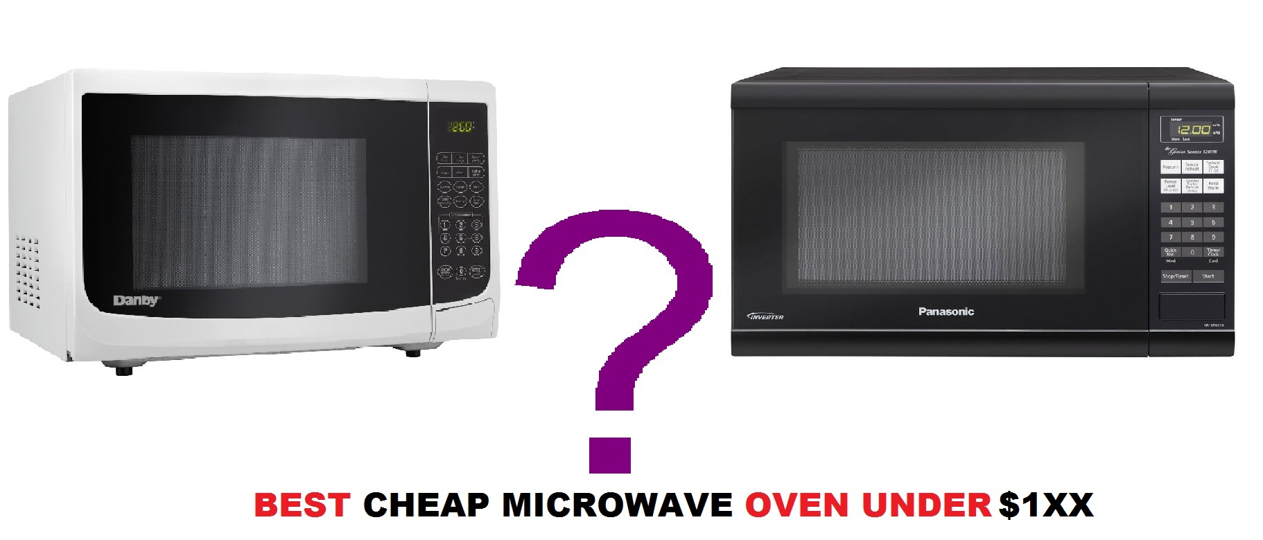 best 6 cheap microwave ovens for
