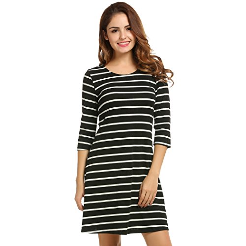 29 t-Shirt Dresses That Nail the Looks For Women and Teens ...