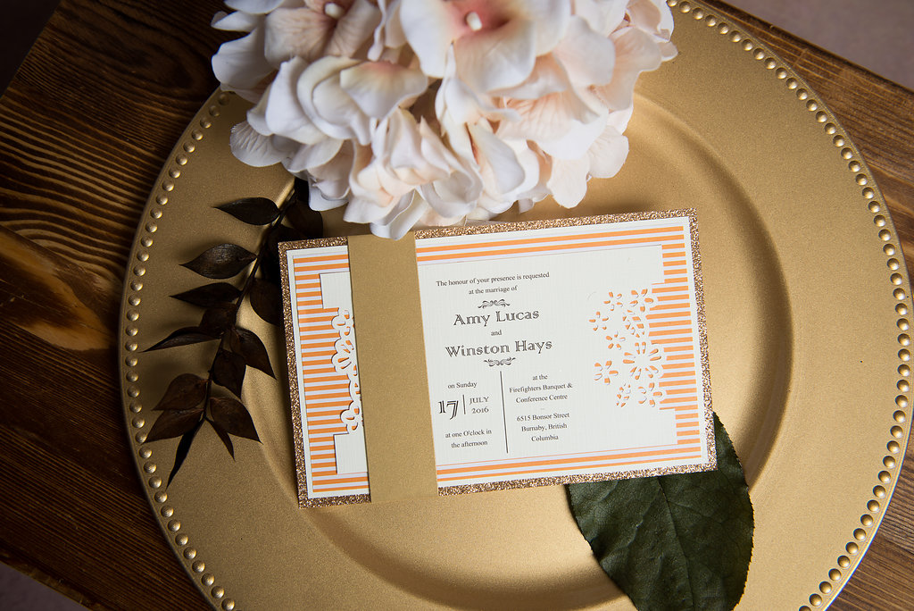 Invitations & Programs