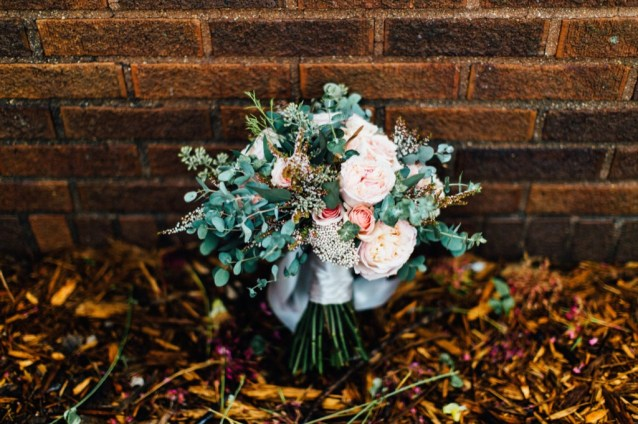 Bridal Bouquet by Floral Designer