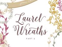 Laurel Wreath Graphics